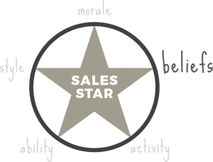 Beliefs -sales star - sales coaching method