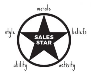 sales star - sales coaching method