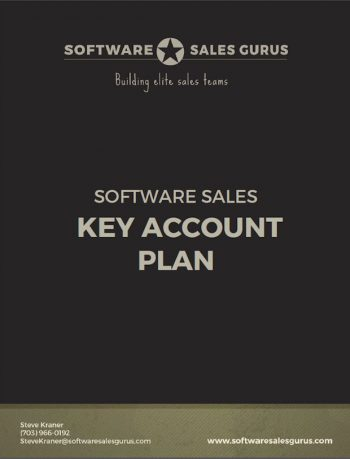 key account planning template - sales resources