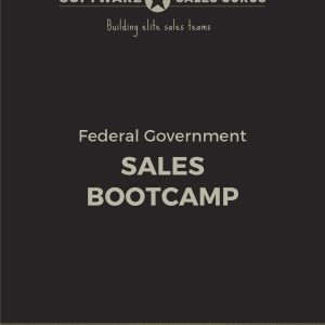 Federal Government Sales Bootcamp