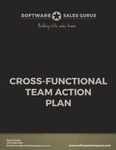 CROSS-FUNCTIONAL TEAM ACTION PLAN