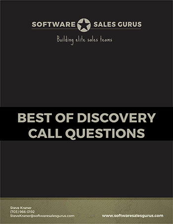 Best of Discovery Call Questions