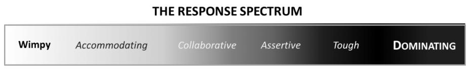 The Response Spectrum